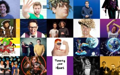Exeter Fringe Festival Headliners 2019