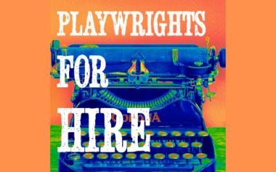 Guest Blog: Downstage Write
